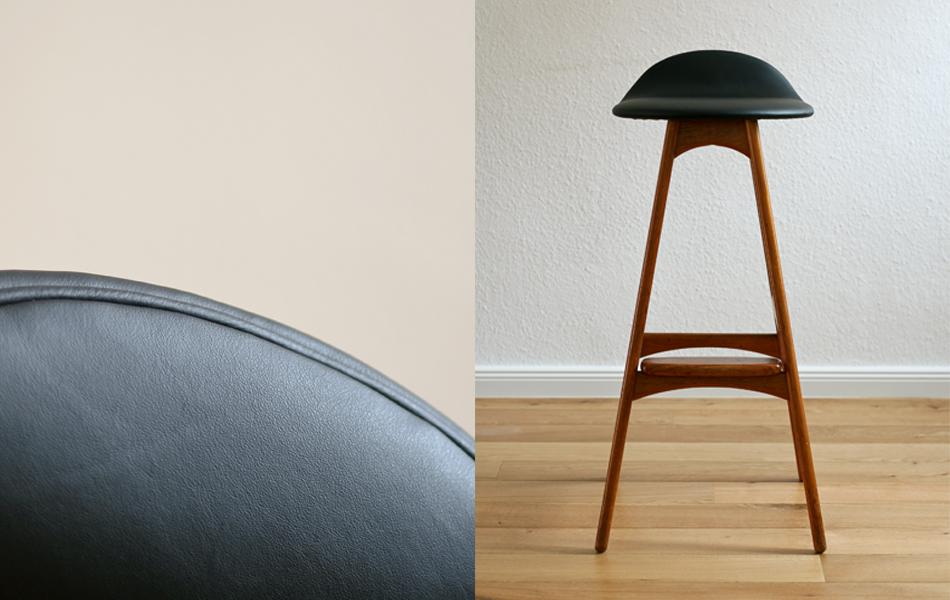 Barhocker_Teak_Leder_Leather_bar_stool_©_Die_GestaltungsWerkstatt_3