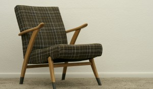 Easy Chair – kariert
