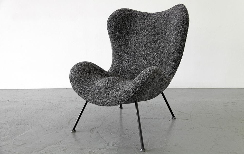 Madame_Lounge_Chair_Sessel_1950_Fritz_Neth_Kvadrat_Black_White_©_Die_GestaltungsWerkstatt_1