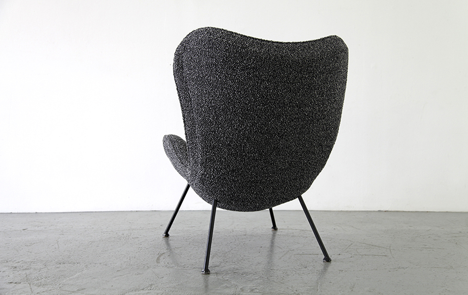 Madame_Lounge_Chair_Sessel_1950_Fritz_Neth_Kvadrat_Black_White_©_Die_GestaltungsWerkstatt_3