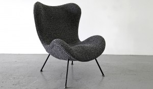 Madame Lounge Chair – salt´n pepper