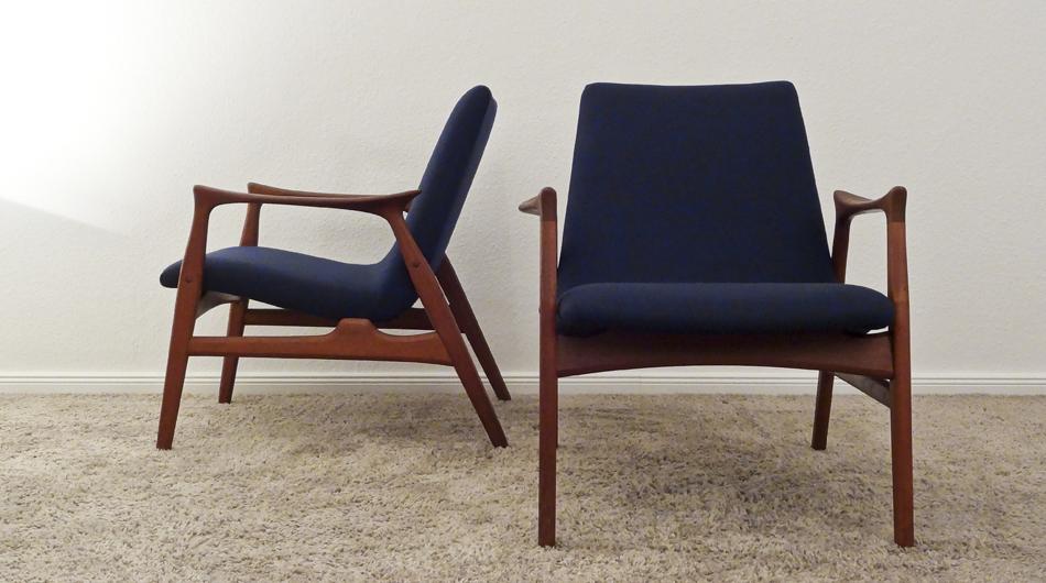 Zwei_Sessel_Two_Easy_Chairs_Model_240_by_Arne_Hovmand-Olsen_for_Mogens_Kold_A:S_1958_KVADRAT_Divina_©_Die_GestaltungsWerkstatt_1